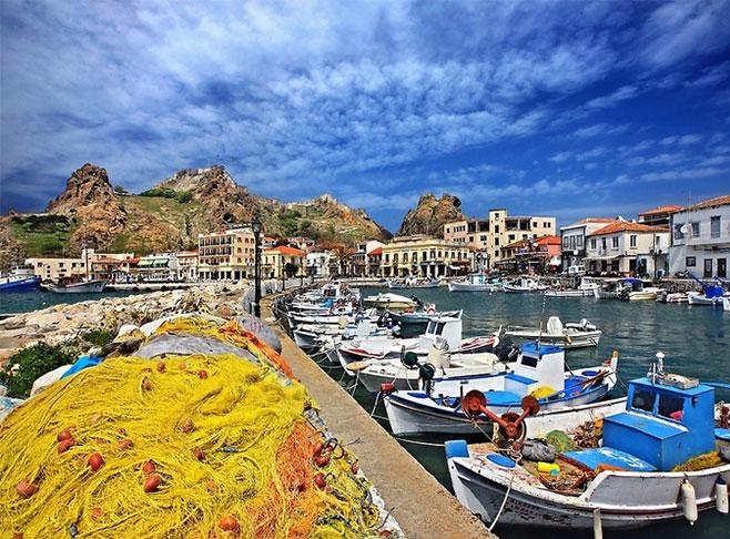 port of Myrina